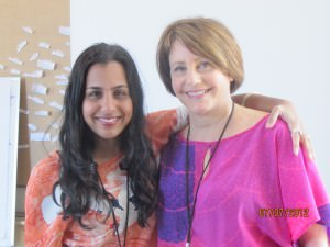 Ishita Gupta and Sherold Barr