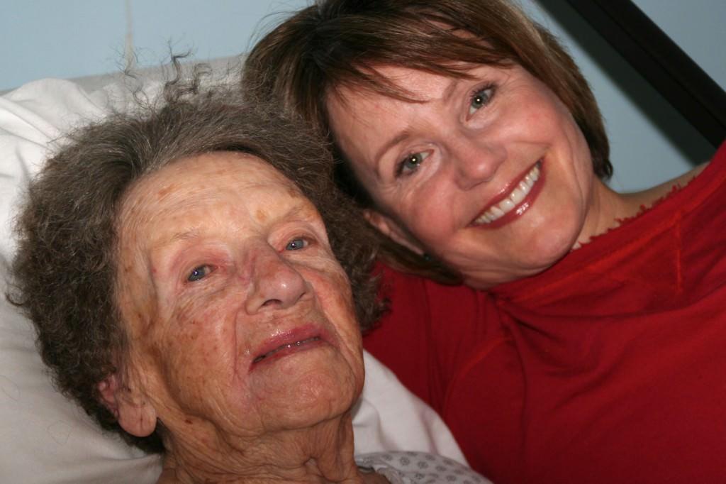 Nana and me Dec 12 '08