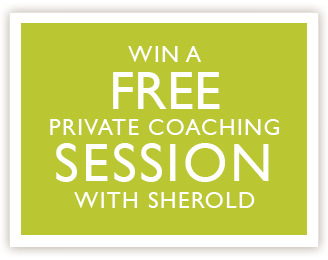 Win a Free Coaching Session with Sherold