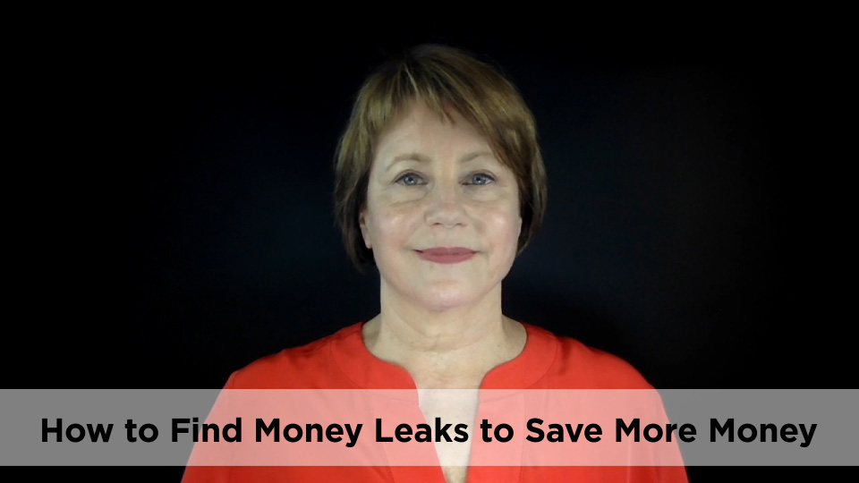 How to Find Your Money Leaks So You Can Save Money