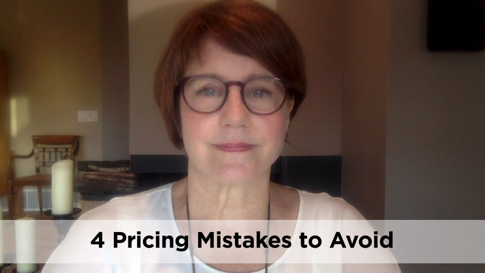 4 Pricing Mistakes to Avoid