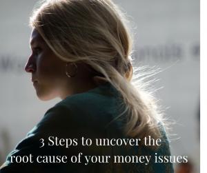 Root cause of money blocks